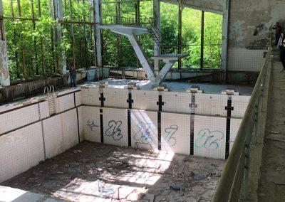 Обиколка на Чернобил