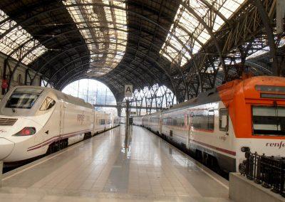 Испания Гара Влак