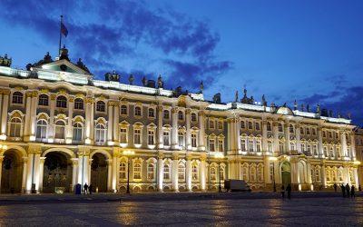 Безплатна електронна виза за Санкт Петербург