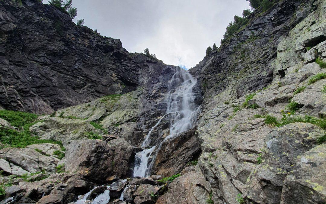 Водопад Рилска Скакавица, връх Кабул и Седемте рилски езера
