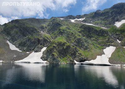 Езеро Близнака Рила