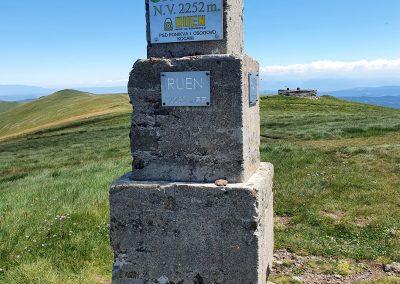 Връх Руен 2252 метра