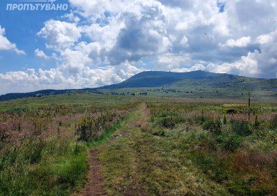 Пътеката през Платото