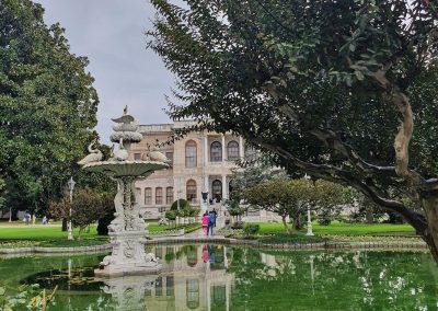 Истанбул Долмабахче дворец